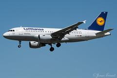 Lufthansa / A319 / D-AIBG