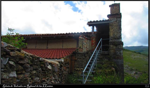 Iglesia de Salvador en Rebanal de las LLantas E