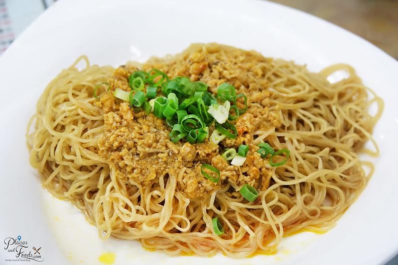 San Long Kei Mei Sek crab roe noodle