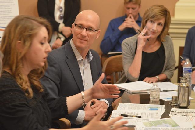 CCST Legislative Briefing on Water Data