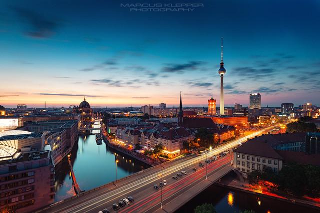 Berlin's most popular perspective