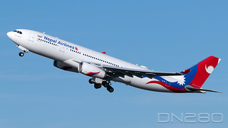 Nepal Airlines A330-243 msn 1872