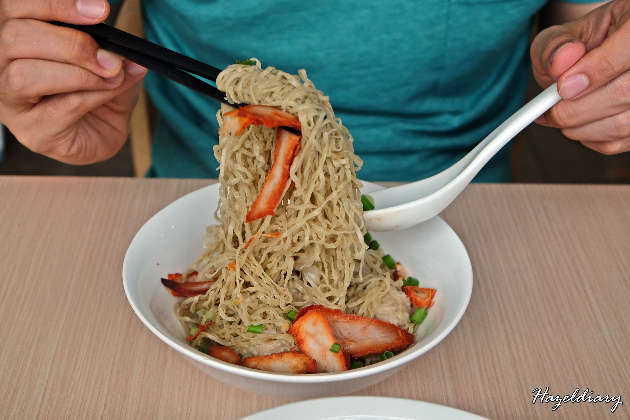 [JB EATS] Ho Seng Kee 何成記云吞面世家 – JB Famous Wanton Mee  At Johor Bahru City Square Mall