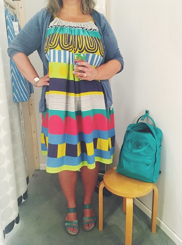 the marimekko impi dress et al, june 2018