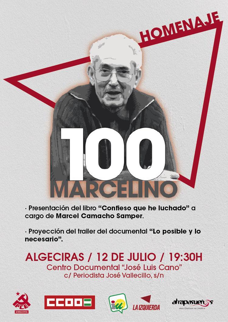 CARTEL ACTOHOMENAJE MARCELINO CAMACHO2