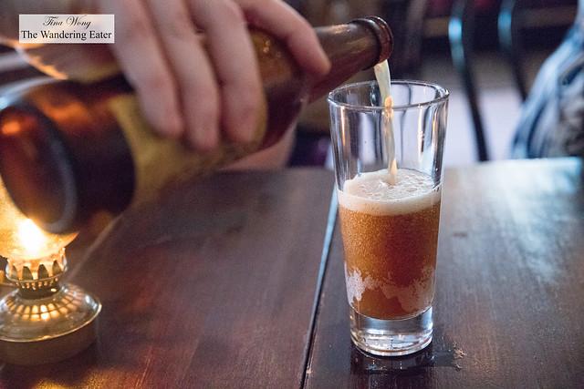 Naughty Kicks Ginger Beer