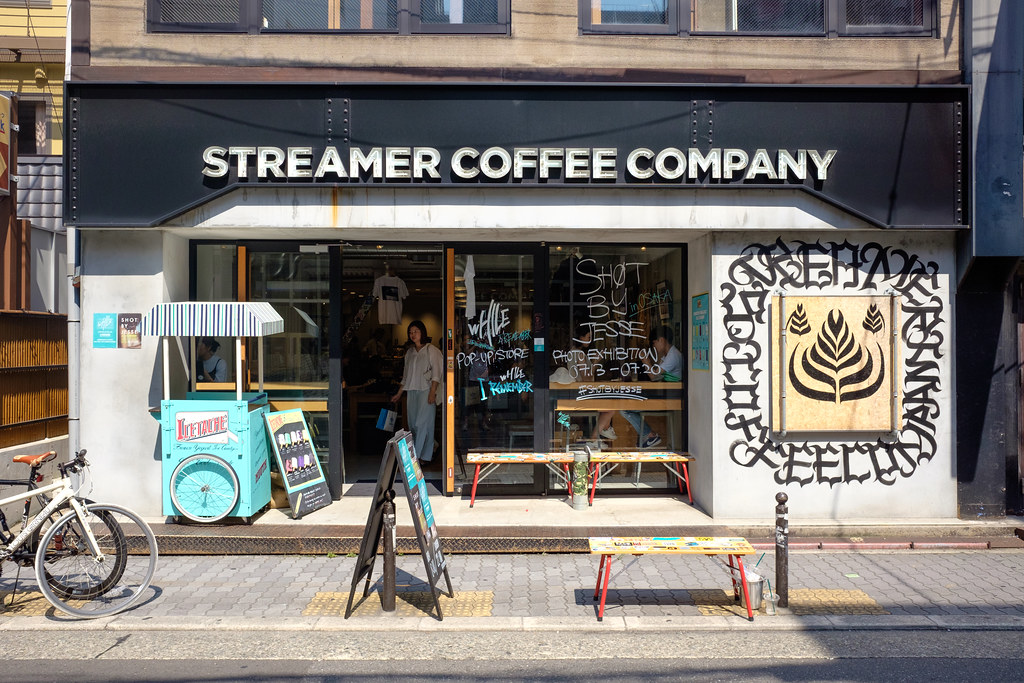 STREAMER COFFEE COMPANY 心斎橋 2018/07/16 X7000932