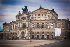 Semperoper im Dresden
