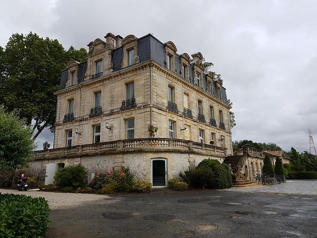 Hôtel Château Grattequina