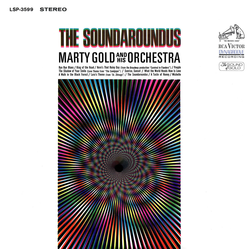 Marty Gold - The Soundaroundus