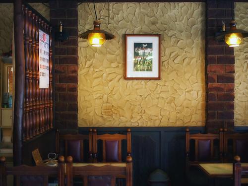 児島の喫茶店セピア