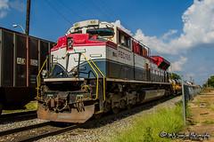FEC 105 | EMD SD70M-2 | NS Harris Yard