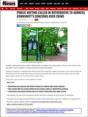 Russia Dock Woodland - Community Safety Report in Southwark News @ 21 June 2018