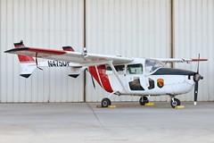 CDF Cessna Skymaster N475DF @ March