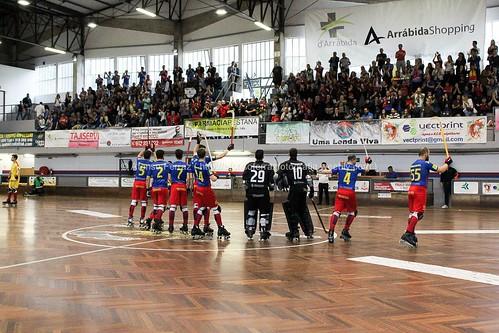 ACD Gulpilhares - Riba d' Ave HC (Campeonato Nacional da II Divisão, Zona Norte, 30.ª J, 02.06.2018, 18h00)