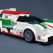 #5 Octan Toyota TSO50 LMP1