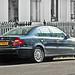 Mercedes-Benz E-class W211 - 157 D 143 - Gabon Diplomat