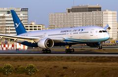 Xiamen Air Boeing 787-8 B-1567