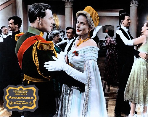 Anastasia - 1956 - screenshot 9