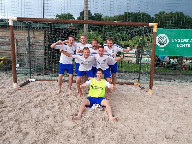 2. Herren Beach Soccer Meister