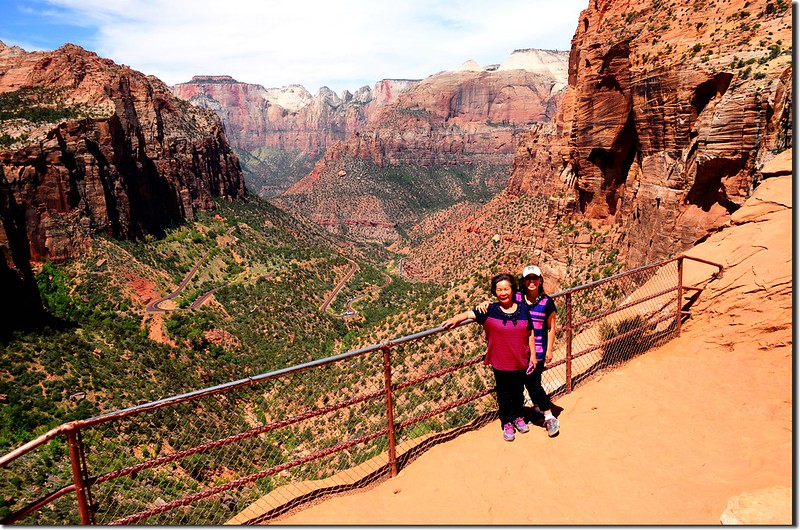 Zion Canyon Outlook (5)