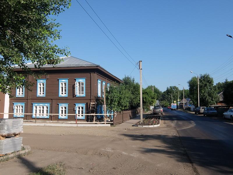 Новокузнецк - Улица Достоевского