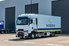 Loading Alabasadam Netherlands and Catching Trucks at same time ..
