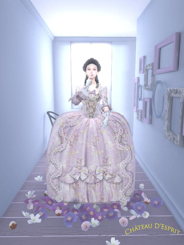 Rococo Ambrosine AD