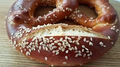 Brezel Laugen-Bretzel Bretzel - butterbrezel brezzel Pretzel