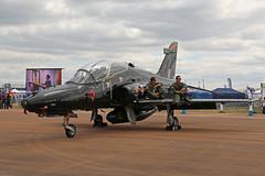 ZK021 BAE Systems Hawk T2 Royal Air Force RAF Fairford RIAT 14th July