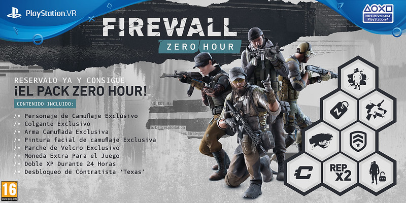 Pack Zero Hour de Firewall Zero Hour