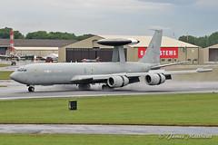 RAF Boeing E-3D Sentry ZH101