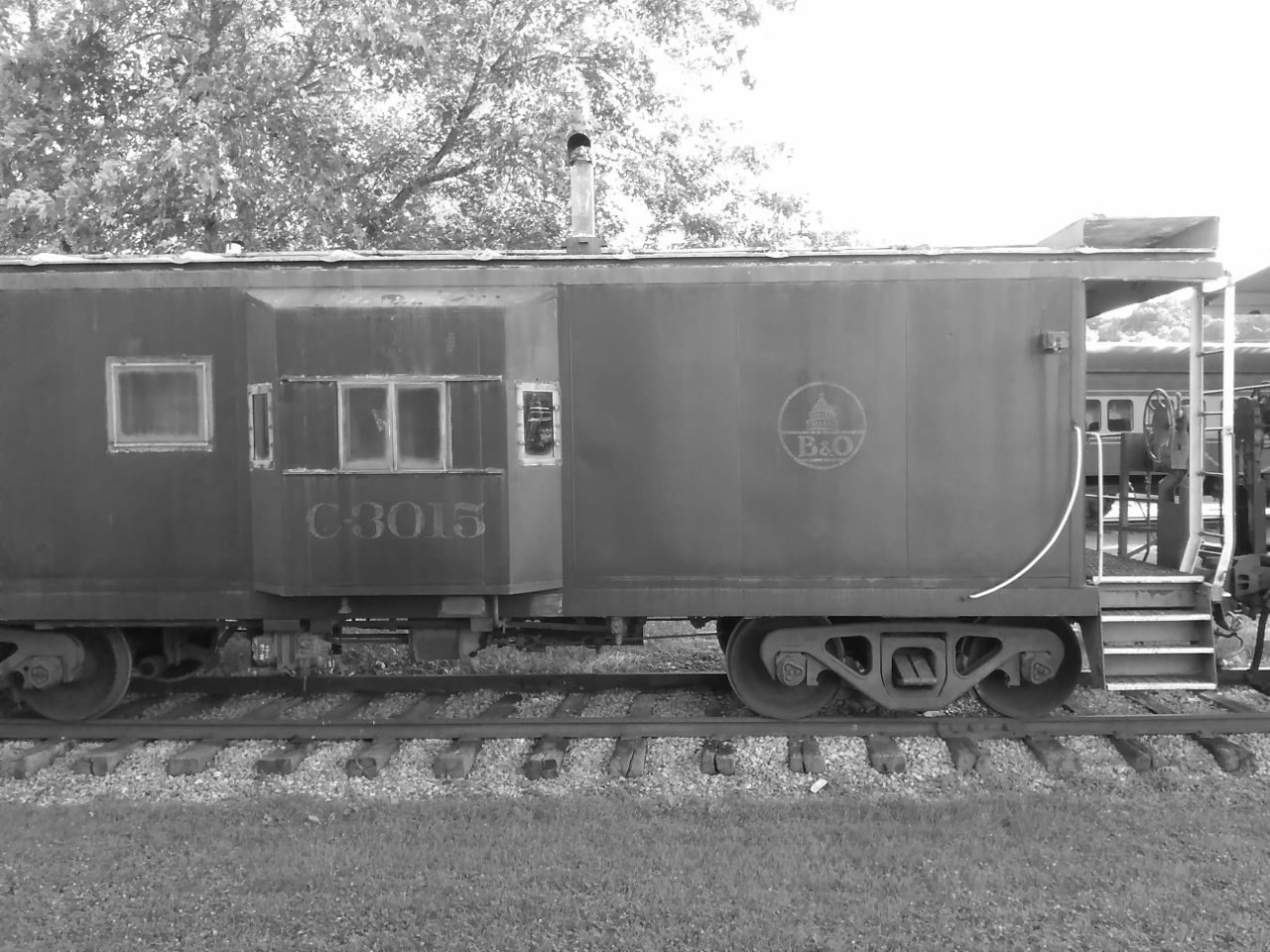 Hocking Valley Scenic Railway - BW 6-14-2018 6-35-00 PM