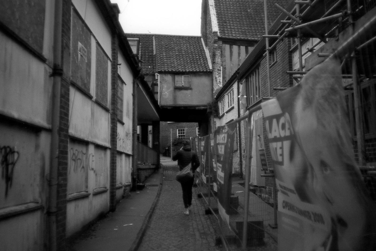 A street in Norwich