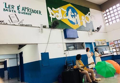 Projeto EU TENHO VOZ aborda violência e abuso sexual infantil em escolas na Brasilândia