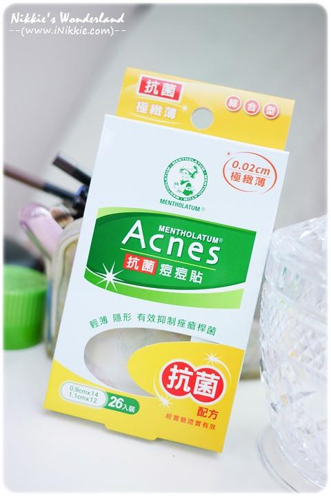 Acnes抗菌痘痘貼 0.02cm 極緻薄 綜合型