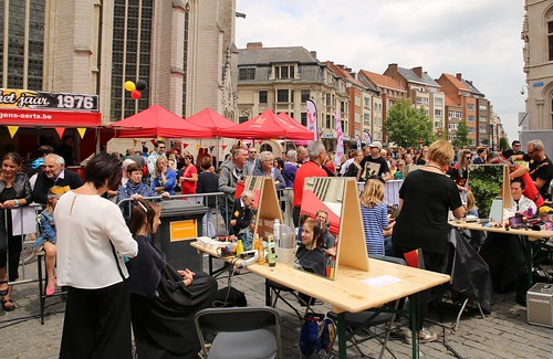 15e editie Kappersdorp @ De Langste Dag in Leuven (23/06/2018)