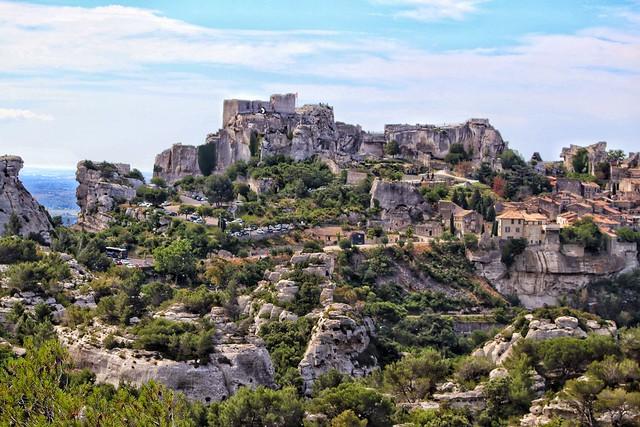 Le Baux de Provence, Canon EOS REBEL SL2, Canon EF 28-70mm f/3.5-4.5