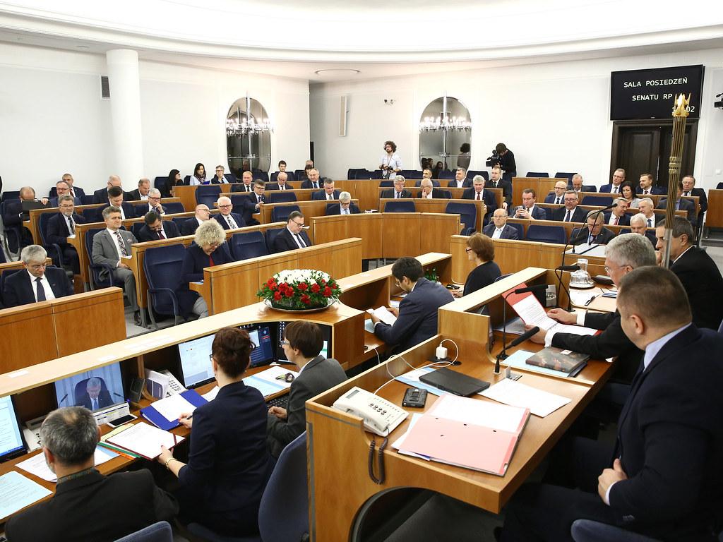 48. posiedzenie Senatu IX kadencji