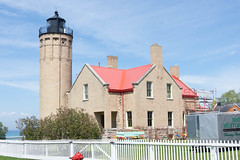 Michigan Trip - May 2018 - Old Mackinac Point Lighthouse