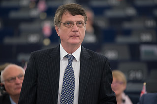 Future of Europe - with Gerard Batten (EFDD, UK)