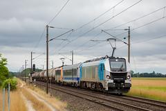 Eurodual sous les nuages