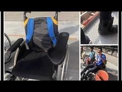 Mexicano indigna redes al fingir discapacidad para ingresar a la Final del Mundial