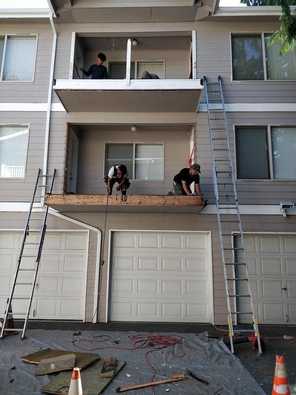Decks, Phase III
