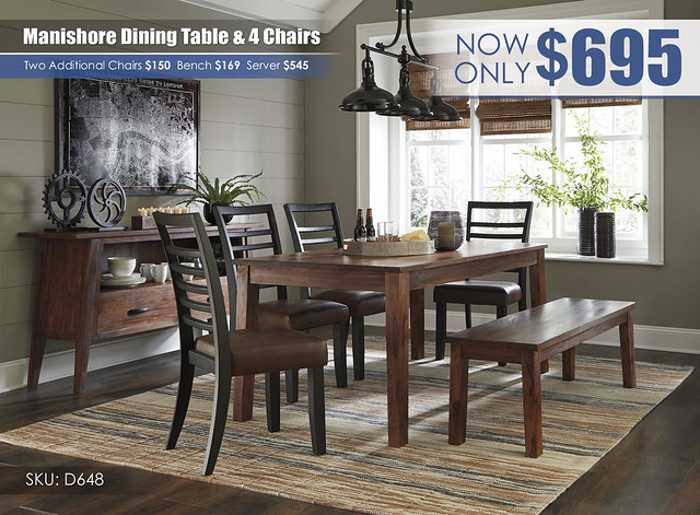 Manishore Dining Table & 4 Chairs_D648-25-01(4)-00-60