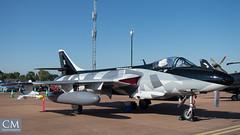 Hawker Hunter - RIAT Fairford 2018