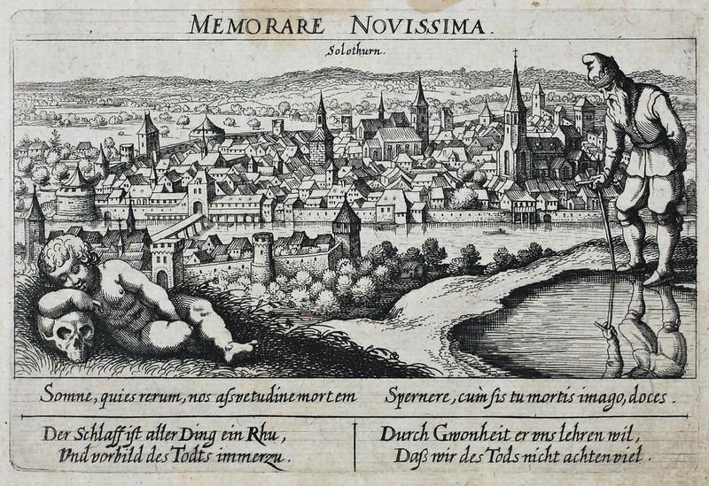 Eberhard Kieser - Solothurn (1623)