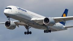 Airbus A350-941 D-AIXE Lufthansa
