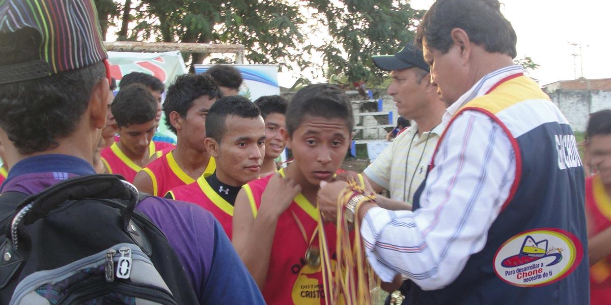 Concluyó el tercer campeonato de fútbol Infanto juvenil copa Miller Mejía