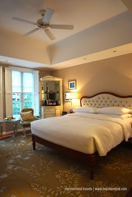 Park King Room - Park Hyatt Saigon